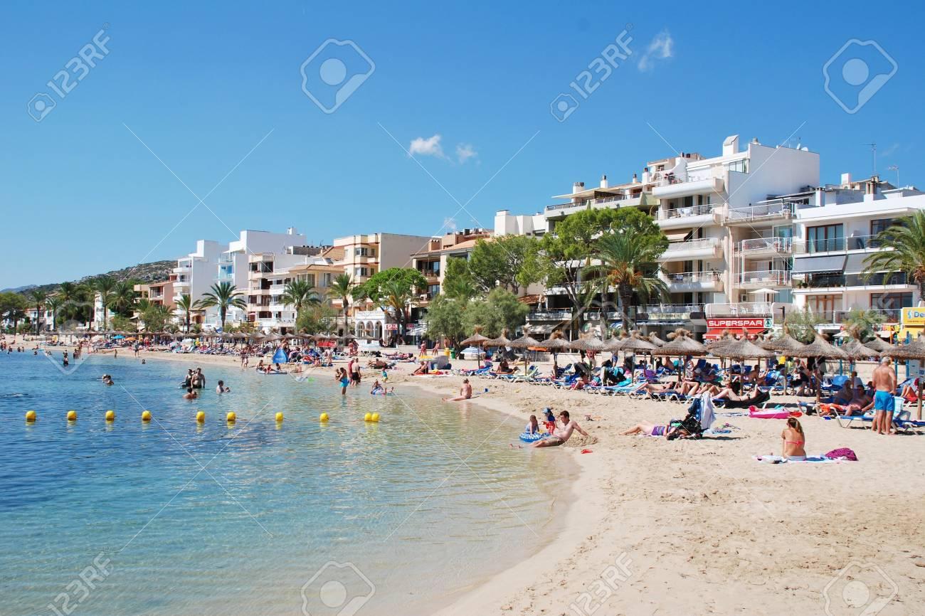 vacaciones playa espana 2017