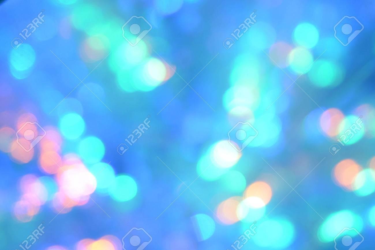 Abstract Background, Lights, Kaleidoscope Effect Stock Photo ...