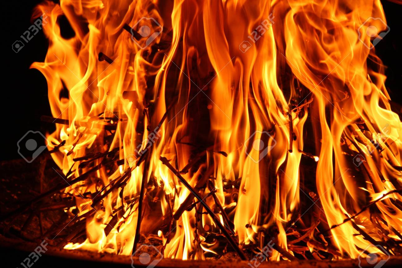 Fire Stock Photo - 13088222