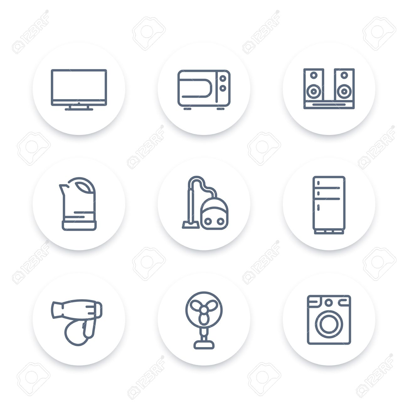 Ausgezeichnet Elektrische Liniensymbole Fotos - Elektrische ...