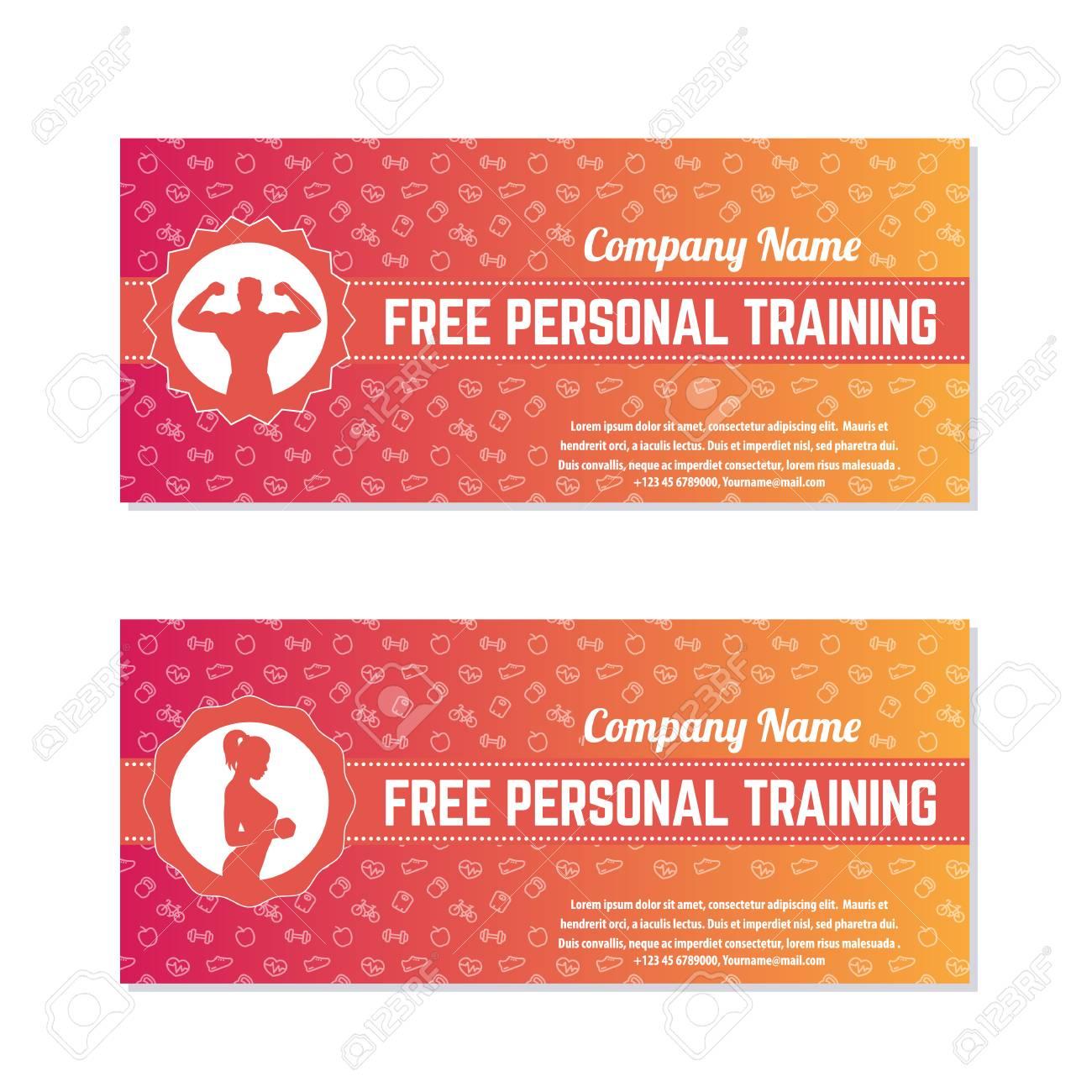 Kostenloses Persönliches Training, Geschenkgutscheine Für ...