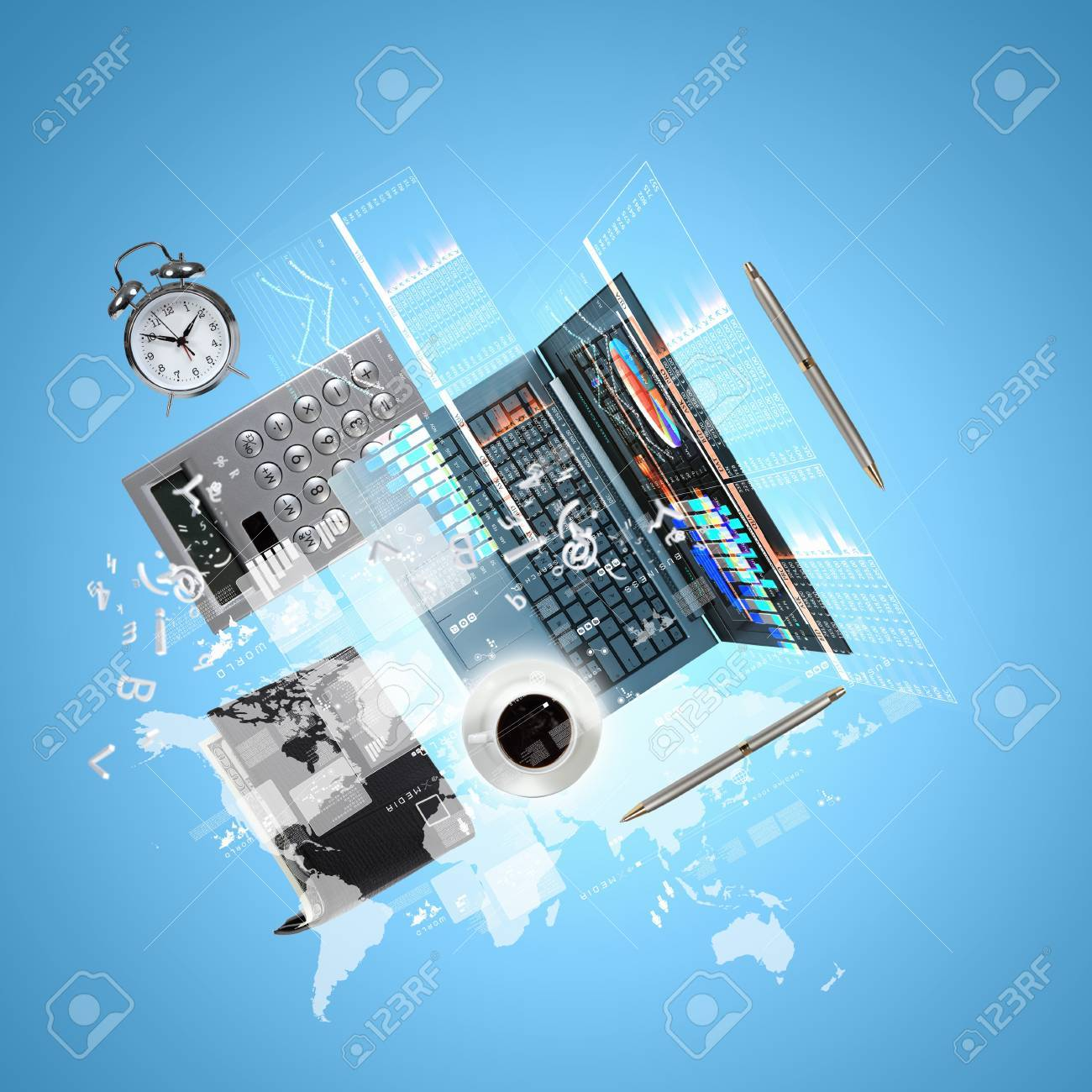 Best Internet Concept of global business from concepts series Stock Photo - 16997672