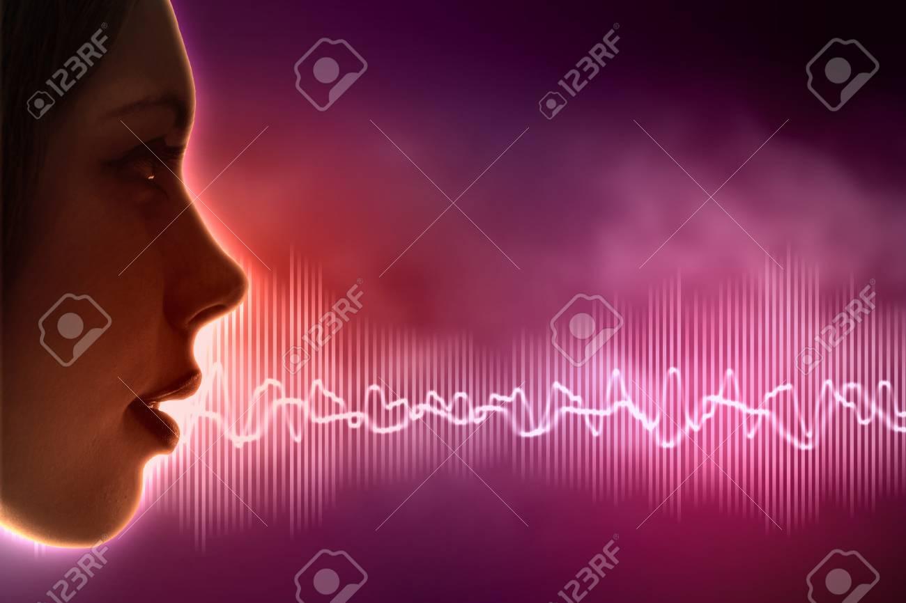 Equalizer sound wave background theme  Colour illustration Stock Illustration - 16997453