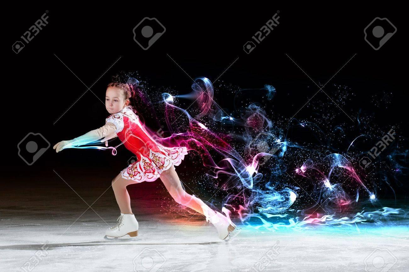 Танец малыш и лед