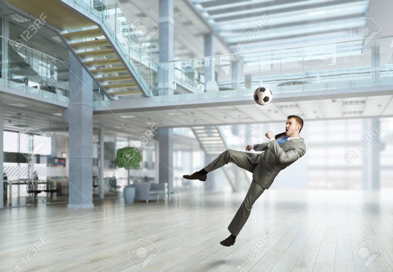 office soccer