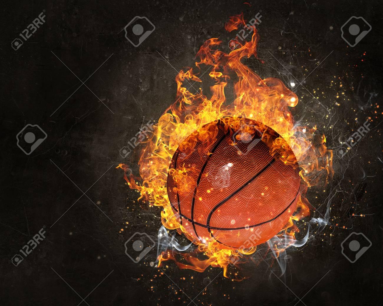 Basketball game concept - 111508537