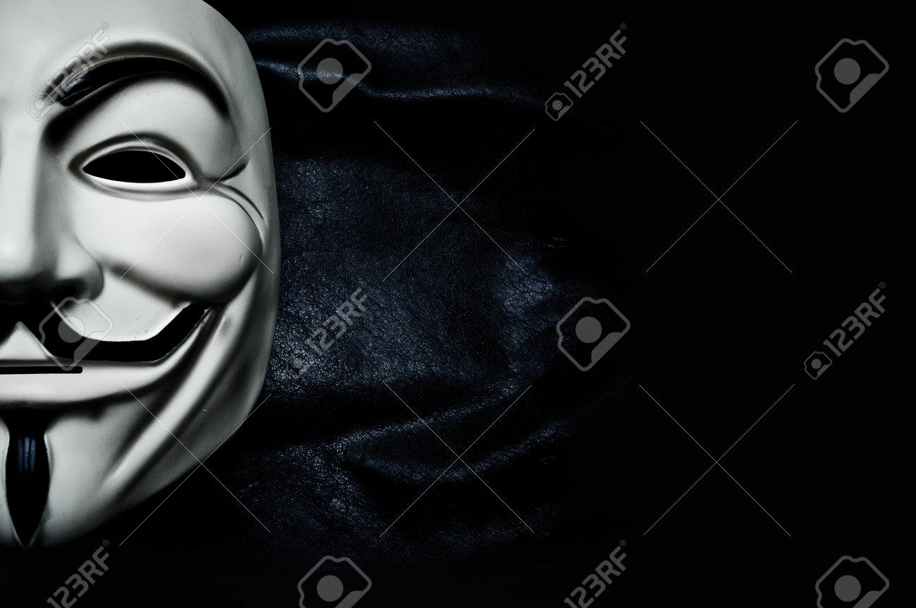 匿名オンライン政治的ハッカー ...