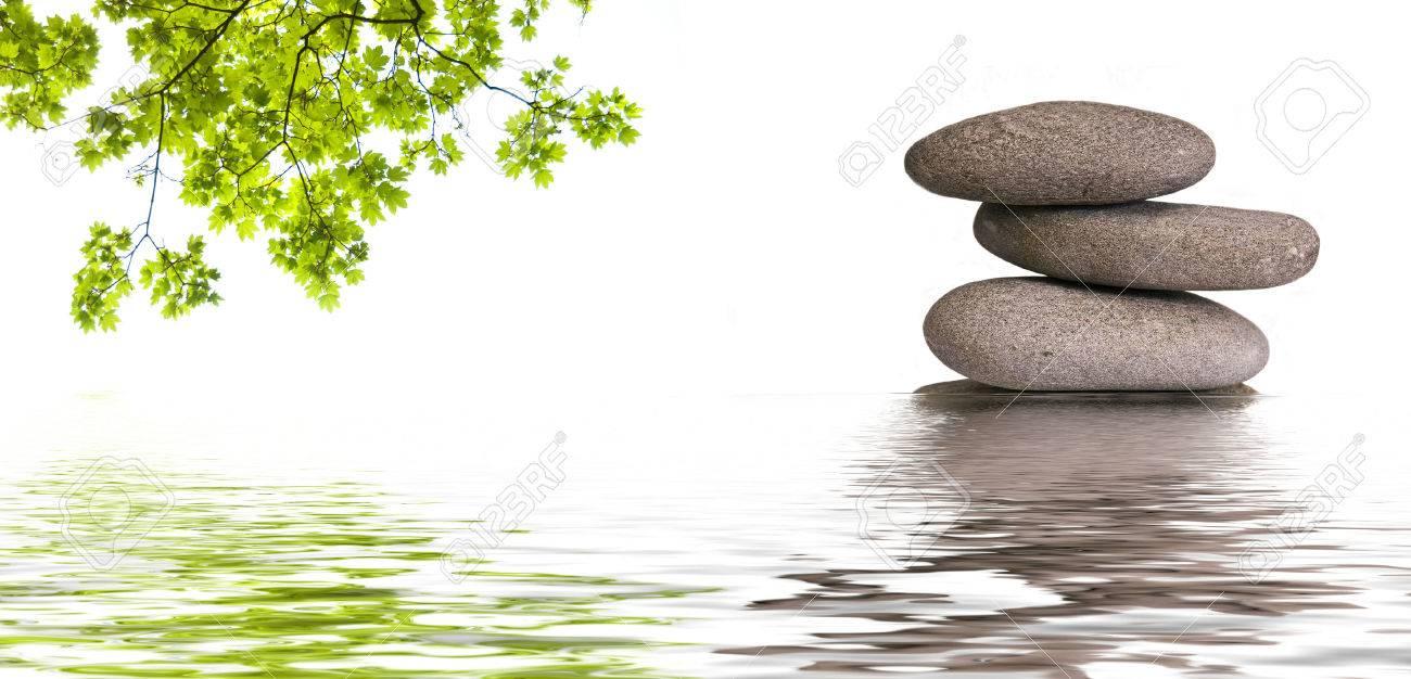 zen banner background - 40568022