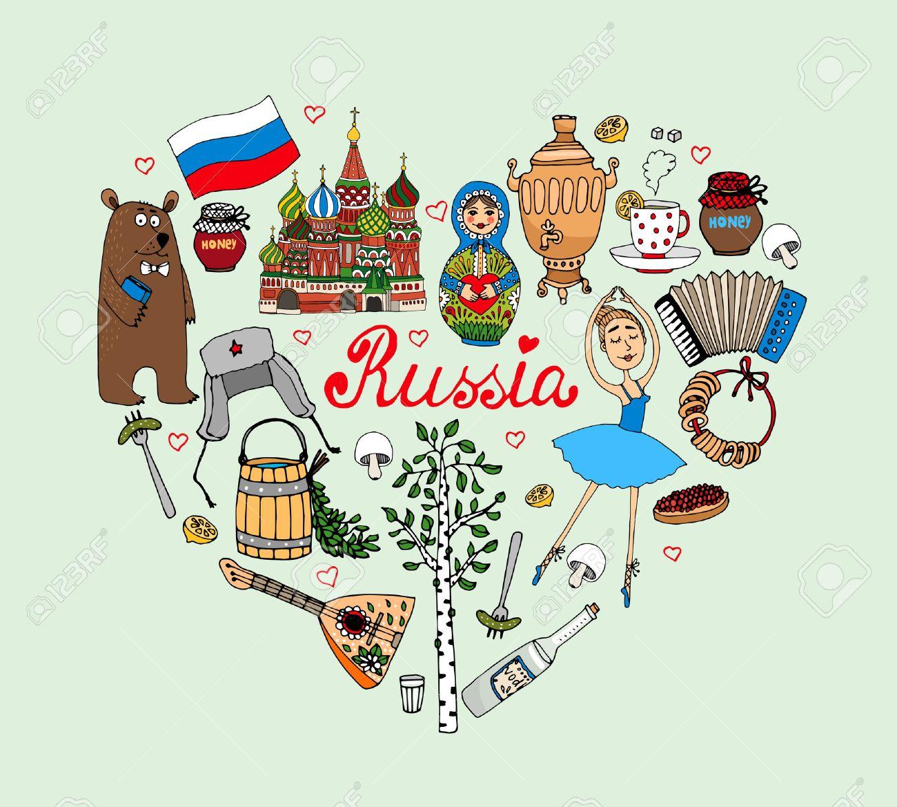 Podróż po Rosji