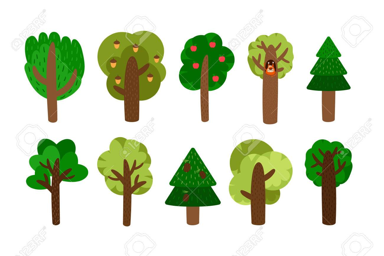vector trees clip art royalty free cliparts vectors and stock rh 123rf com victor trees vector trees outline