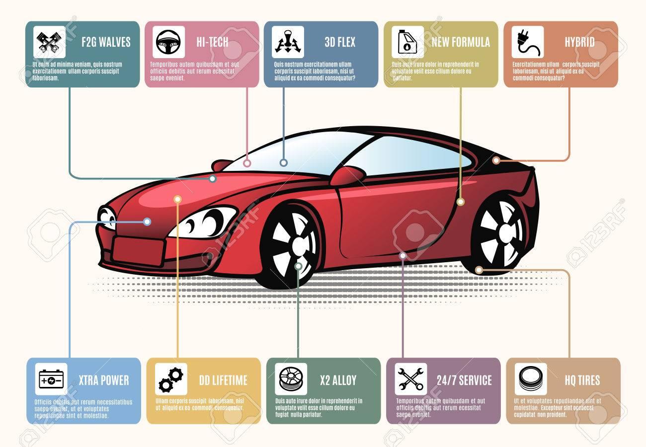 Großzügig Grundlegende Autoteile Unter Der Haube Zeitgenössisch ...