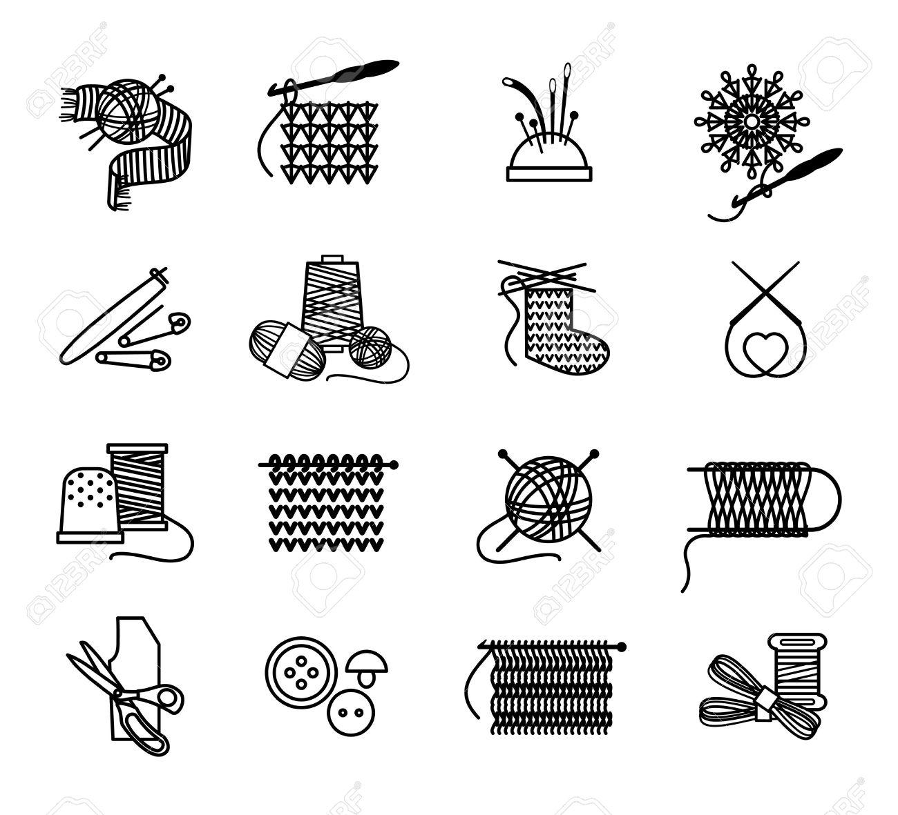 Вязание спицами логотипы 41