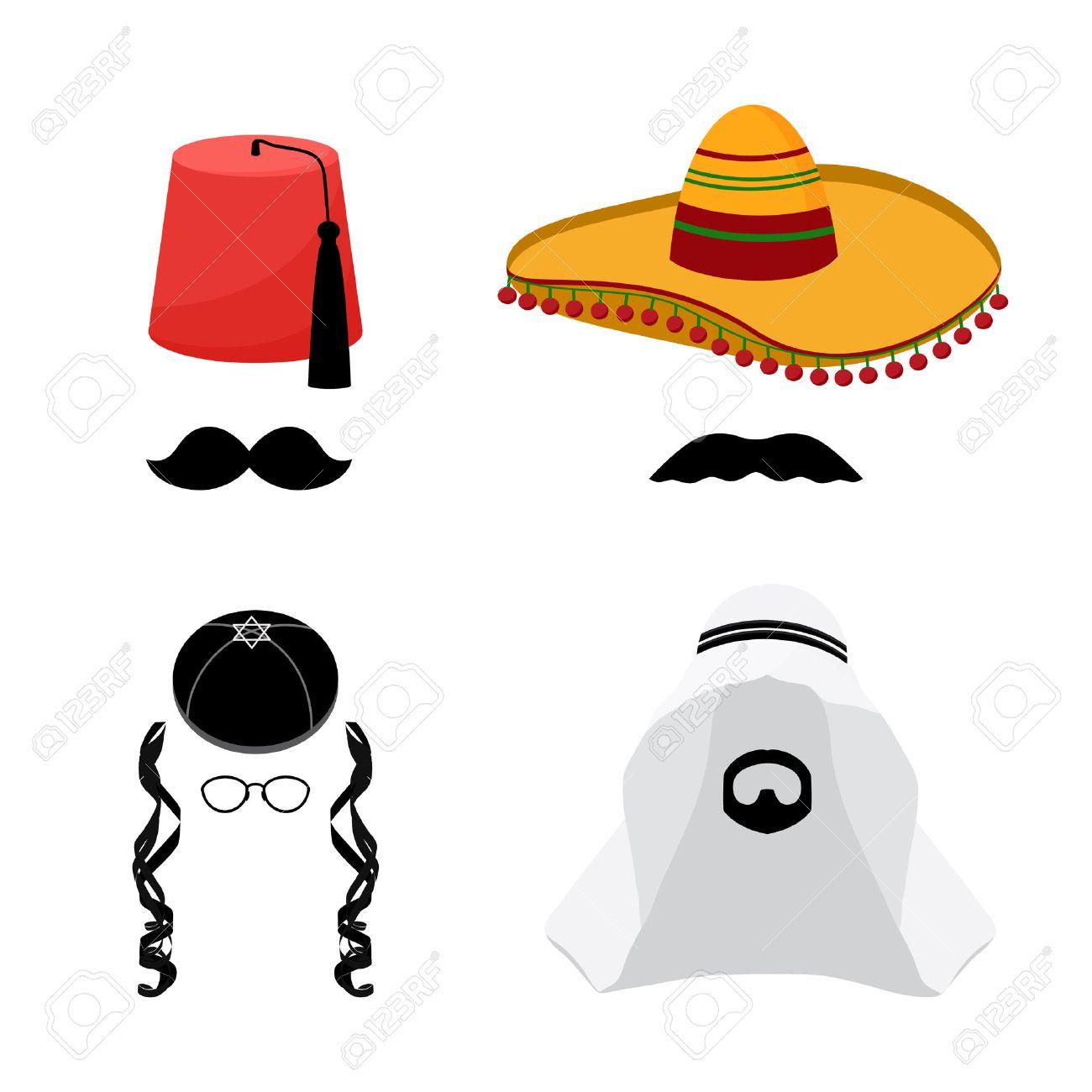 Fez Hat Vector & Photo (Free Trial) | Bigstock