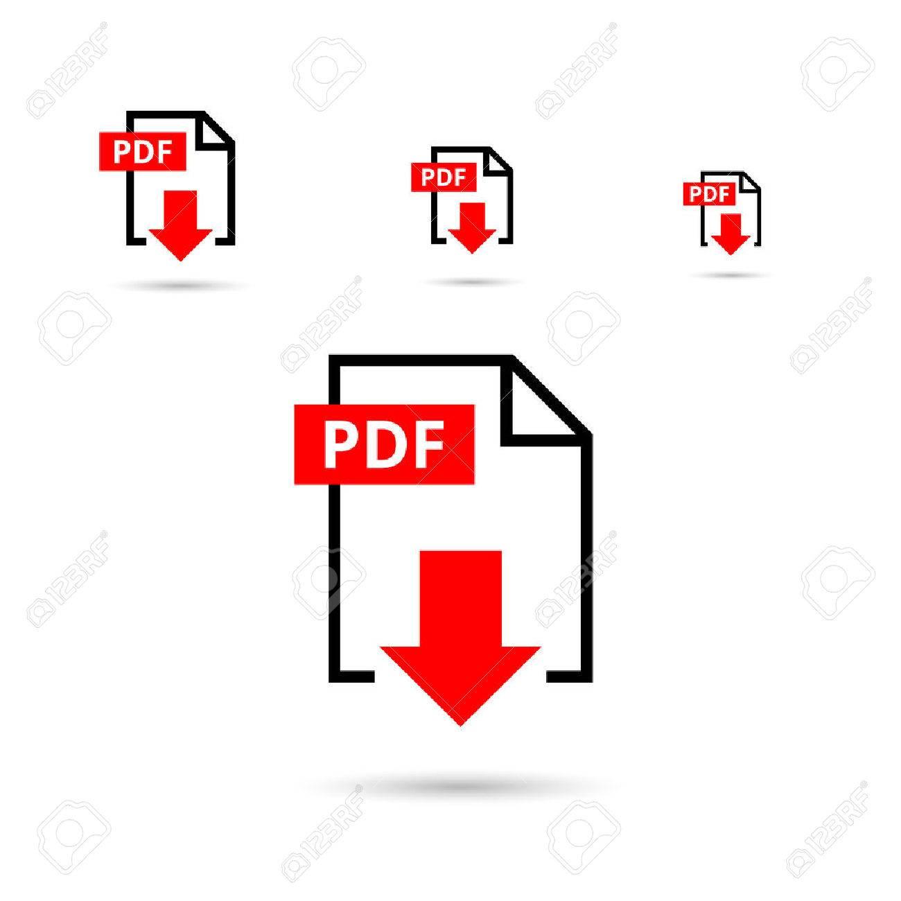 Resultado de imagen de simbolo pdf