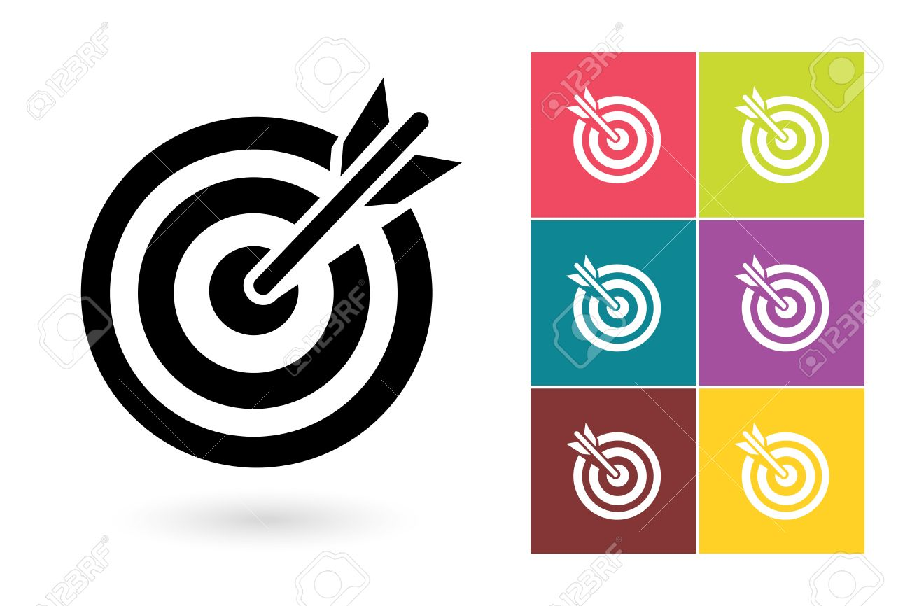 Target vector icon or target symbol target icon or target target vector icon or target symbol target icon or target pictogram for logo with business buycottarizona Image collections