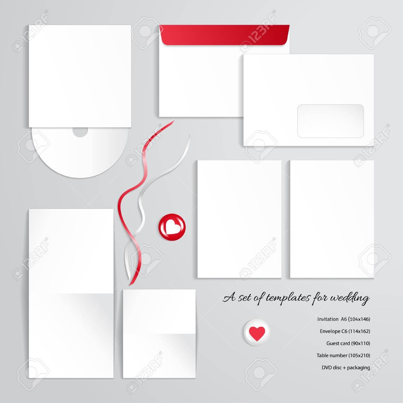 Vector Templates To Design A Wedding Invitation Envelope - Wedding invitation envelope design templates