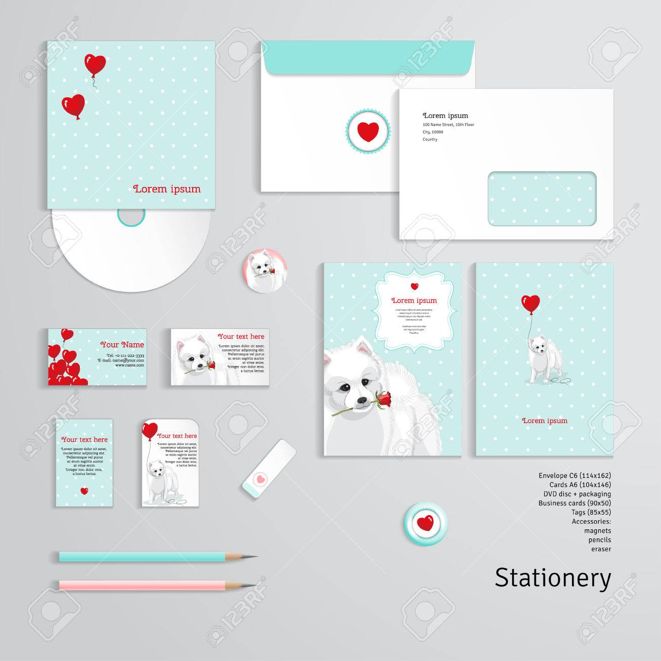 92+ Polka Dot Business Card Templates Free - Perfect House Cleaning ...