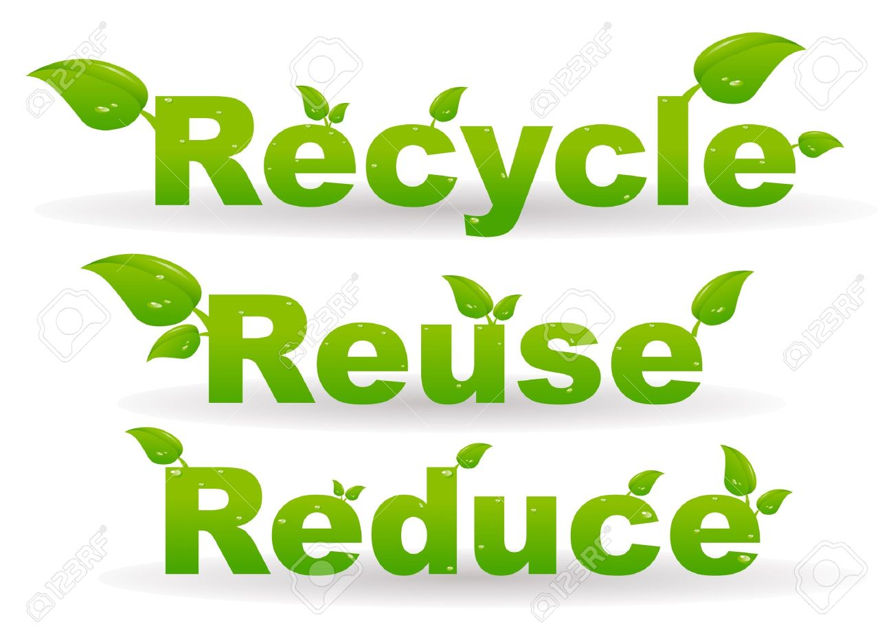 11 391 reduce reuse recycle cliparts stock vector and royalty