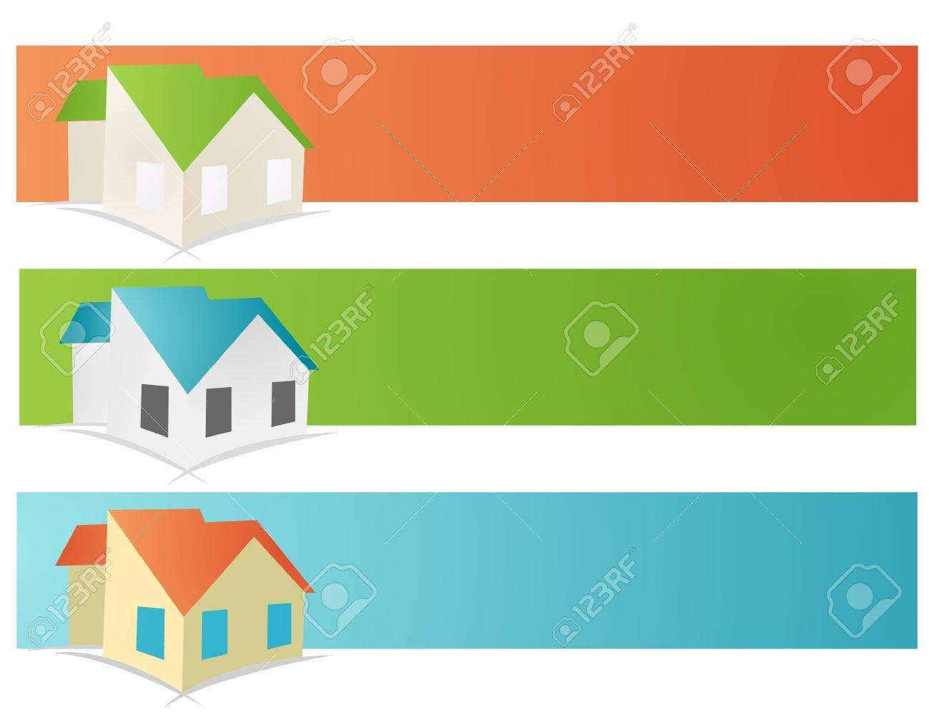house Stock Vector - 15129935