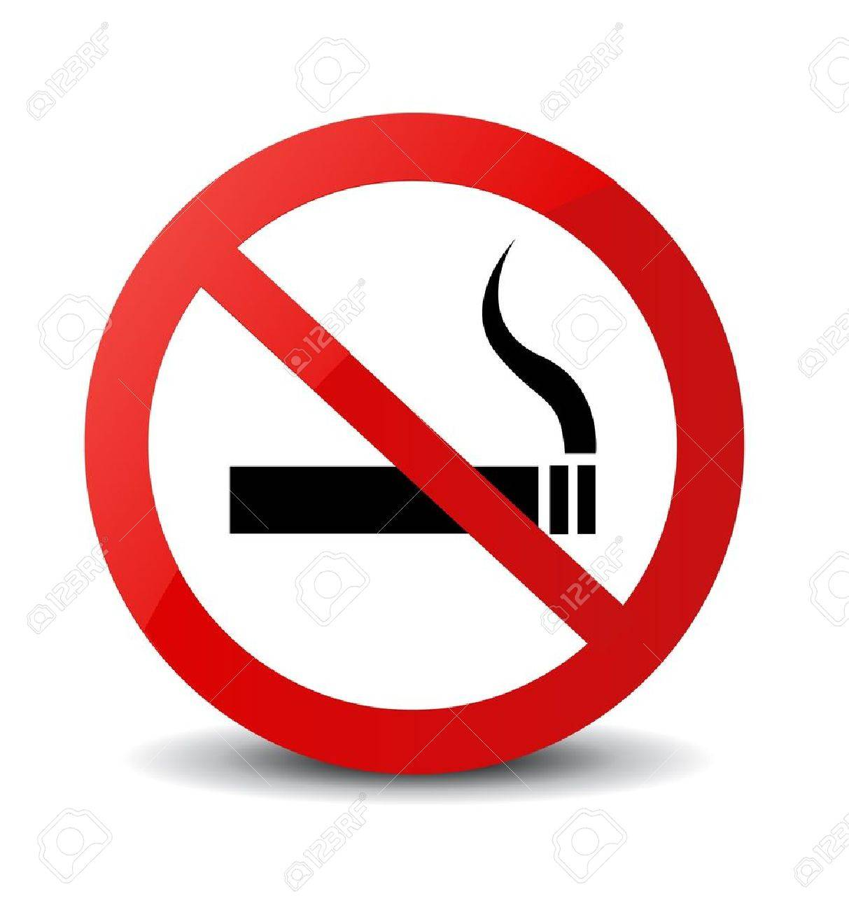 No Smoking Sign Stock Vector - 15448074