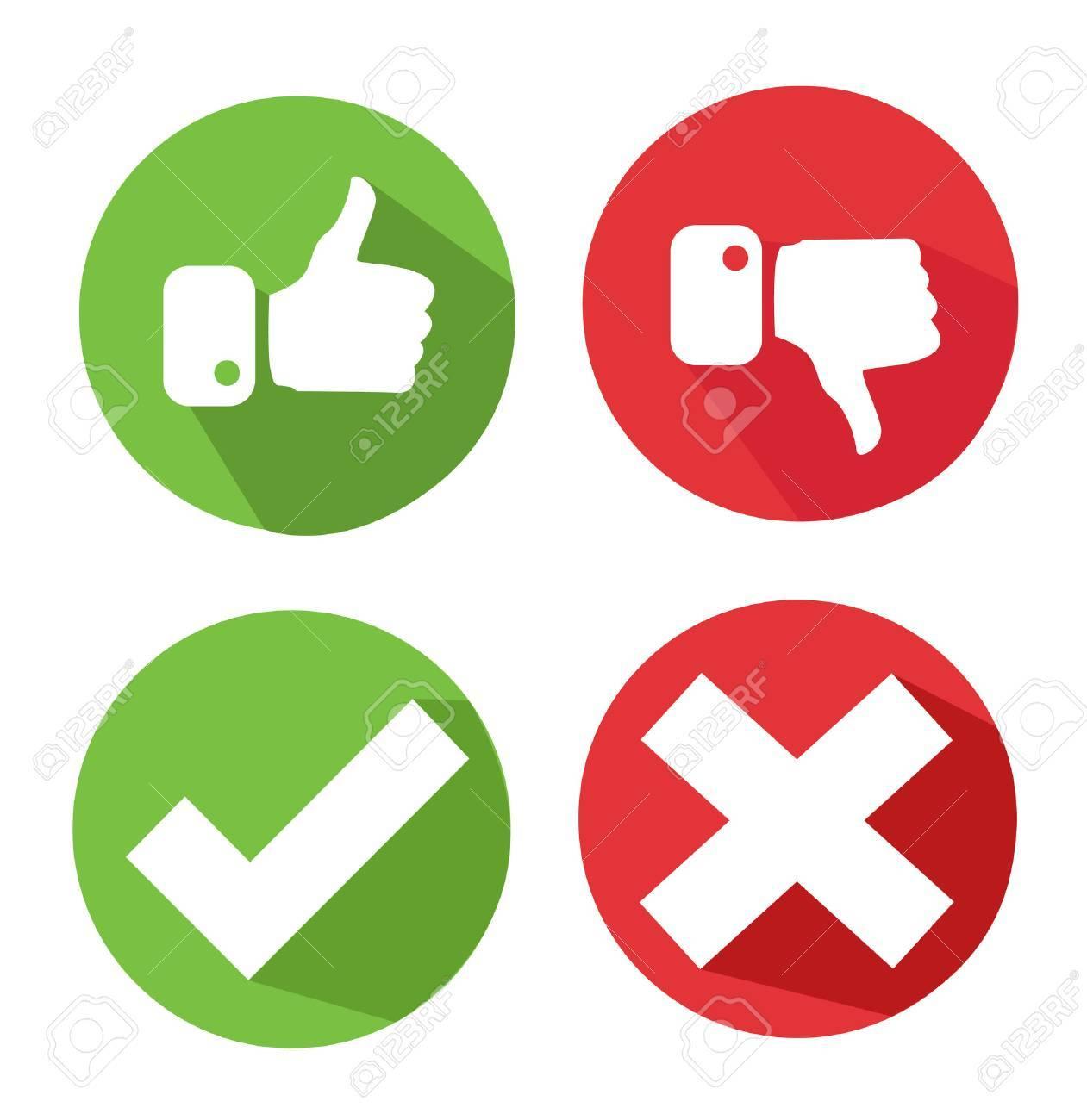 vector check mark icons - 44237882