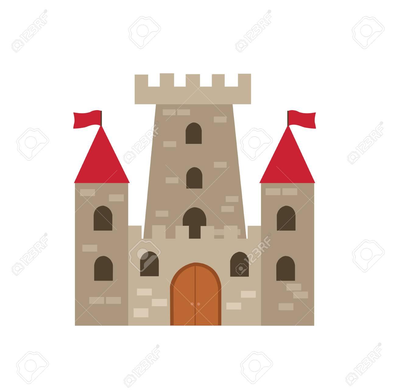 castle vector illustration royalty free cliparts vectors and stock rh 123rf com castle victoria castle victoria canada