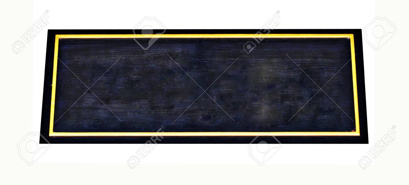 Holzplatte Für Writting Und Rahmenbild Lizenzfreie Fotos, Bilder Und ...
