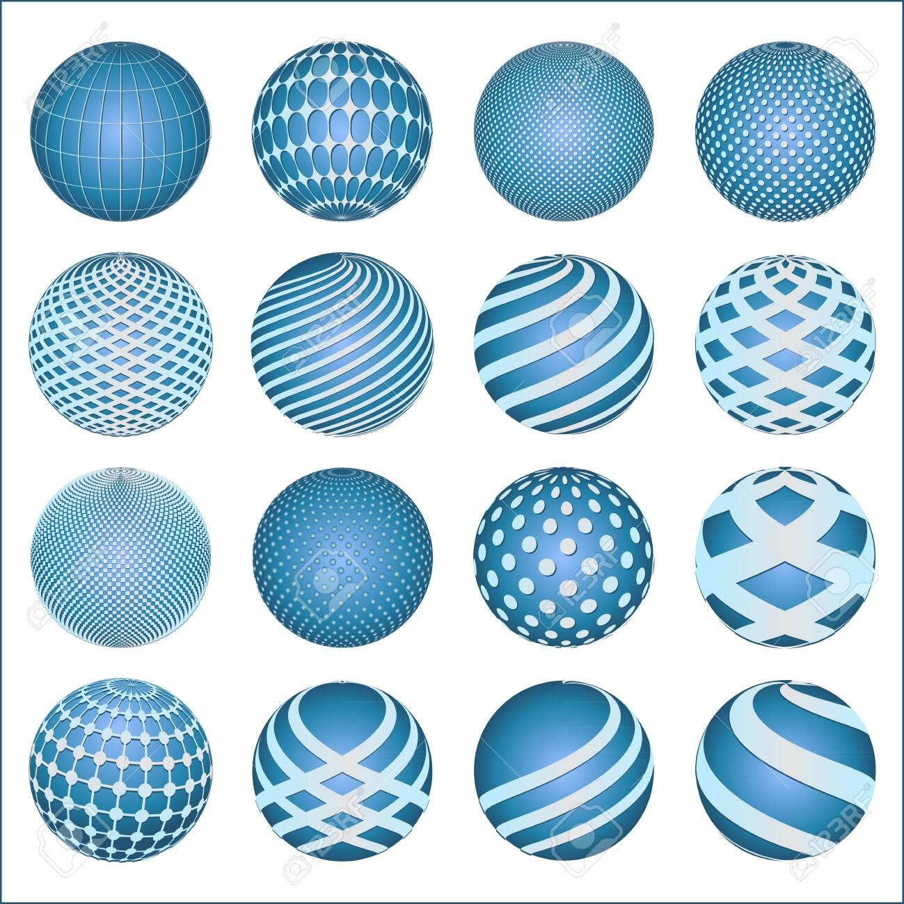 Spheres Stock Vector - 20240301