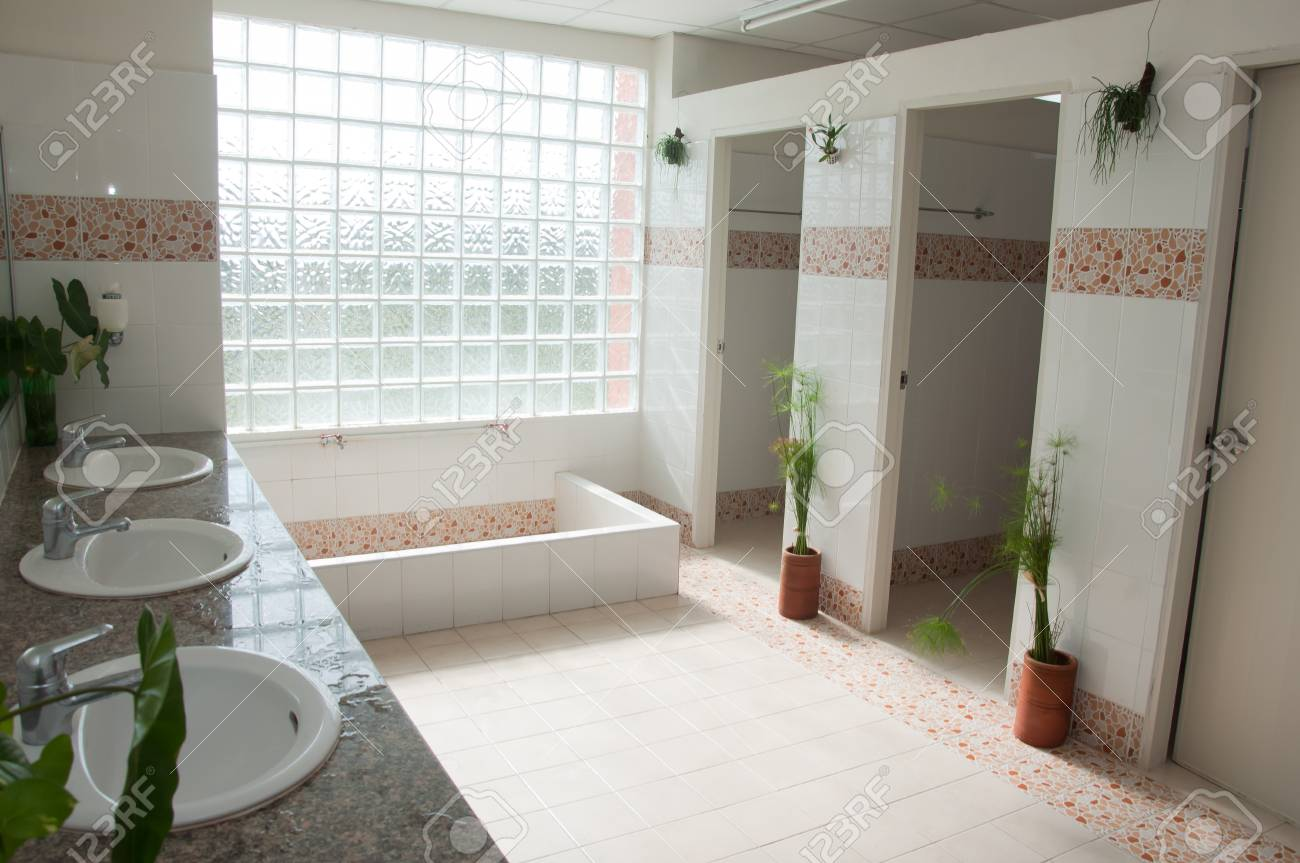 Public Bathroom Stock Photo, Picture And Royalty Free Image. Image ...