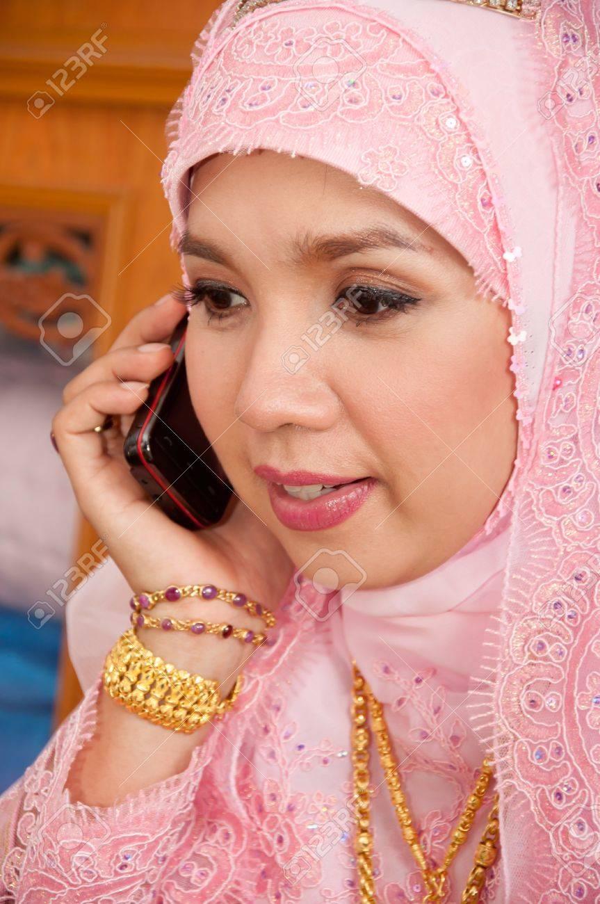 Excelente Traje De Boda Musulmán Viñeta - Colección de Vestidos de ...