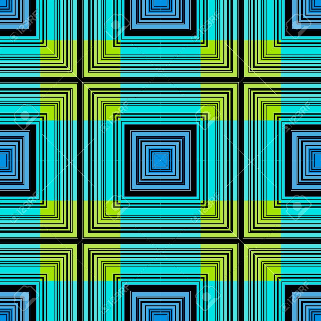 Retro Fashion Pattern Abstract Art Background Stock Photo - 14176521