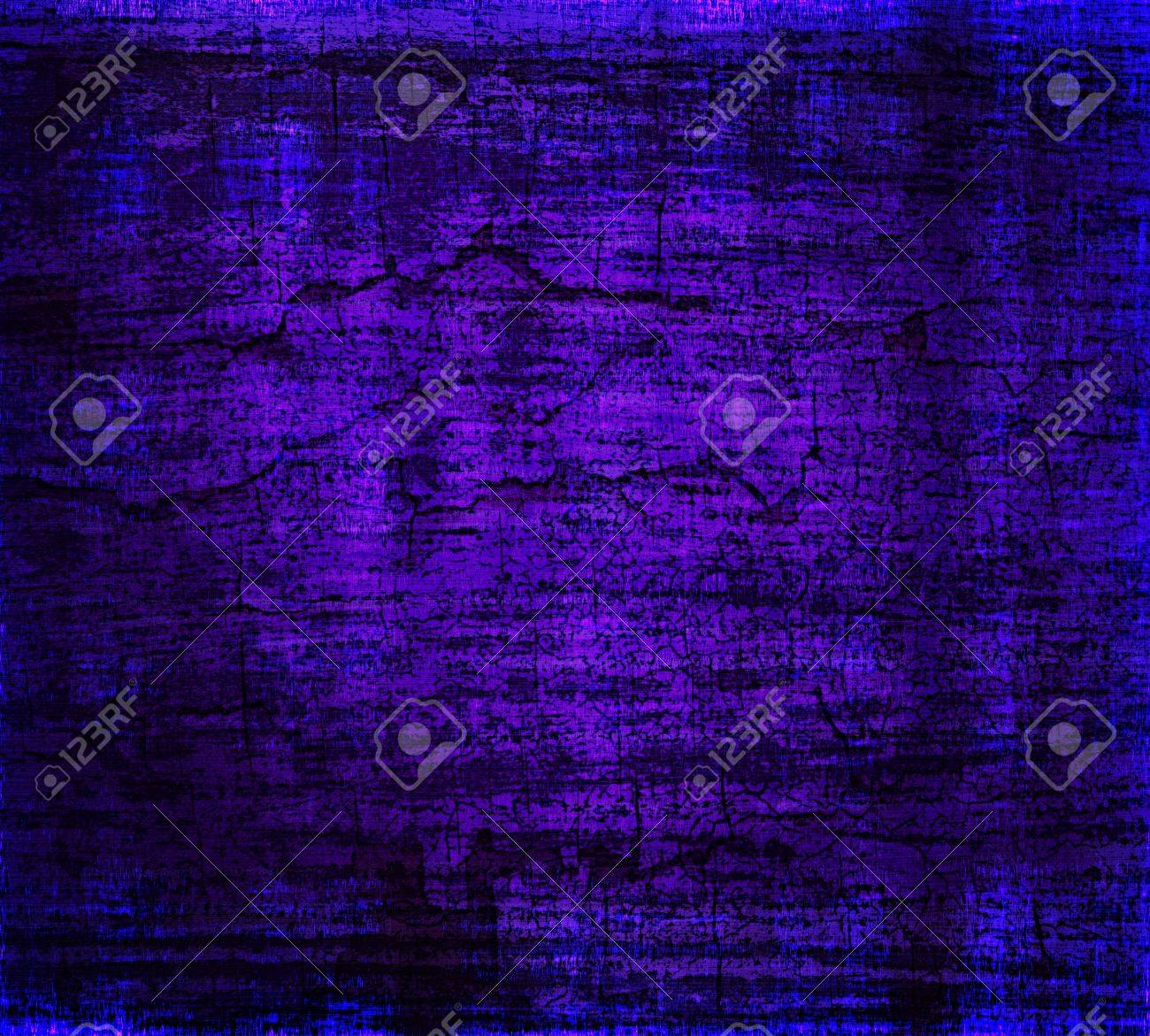Grunge Lila Blau Gestrichene Wand Textur Hintergrund Lizenzfreie Bilder    14267374