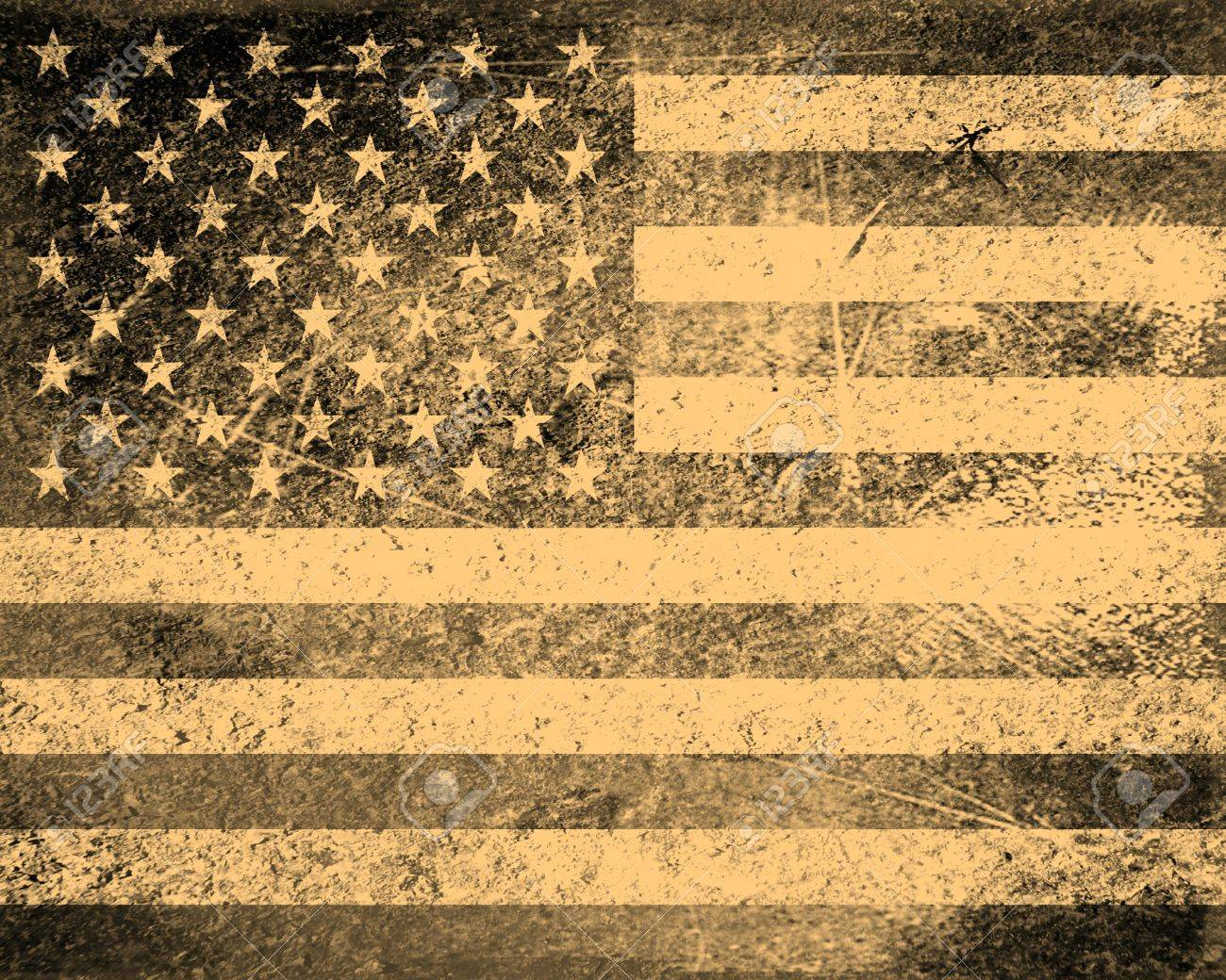 b98df0426af Old American flag vintage textured background Stock Photo - 15826638