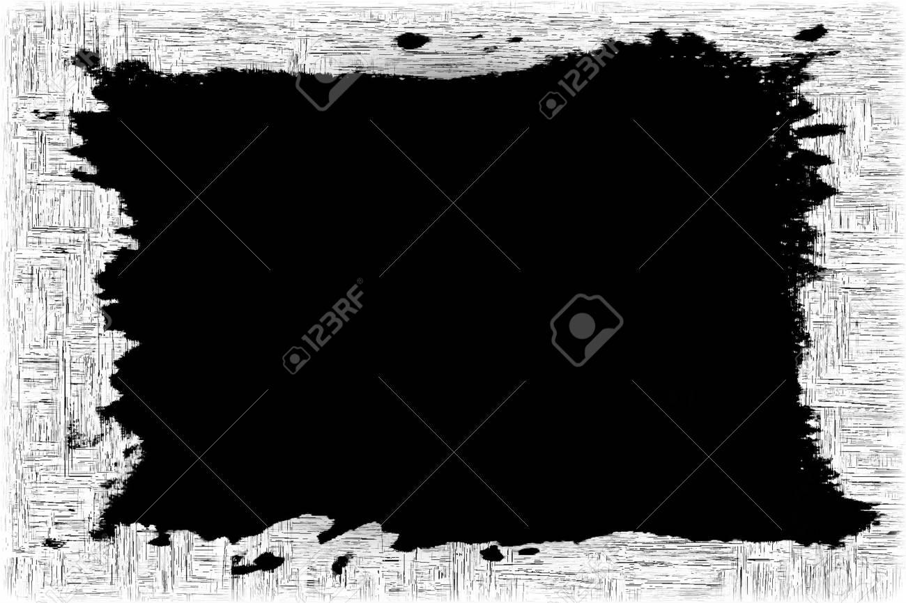 Computer Entworfen Grunge Grenze Oder Frame Lizenzfreie Fotos ...