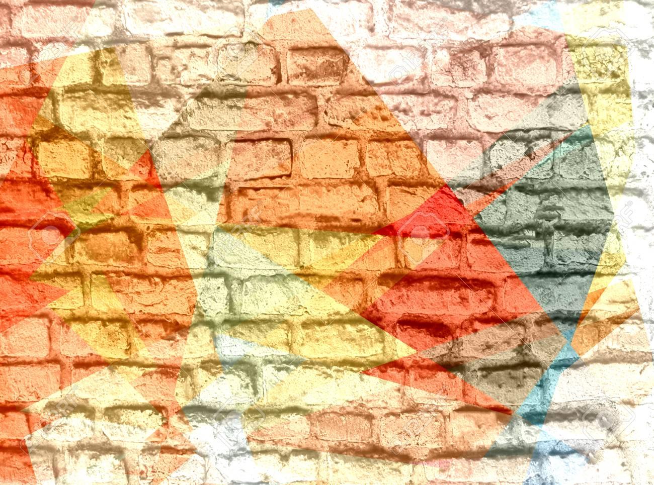 Resultado de imagen para pared cubista