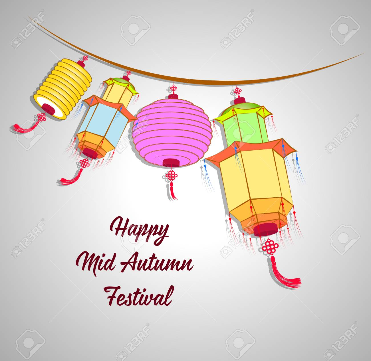 66d193008 Traditional background for traditions of Chinese Mid Autumn Festival or Lantern  Festival Stock Vector - 81884208