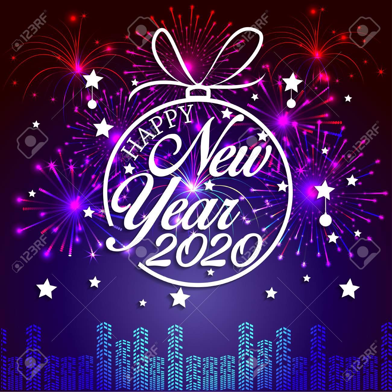 Happy new year image 2020.com