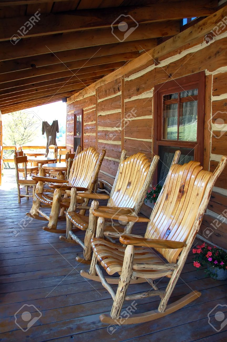 Front Porch Rocking Chairs -  wooden rocking chairs for front porch