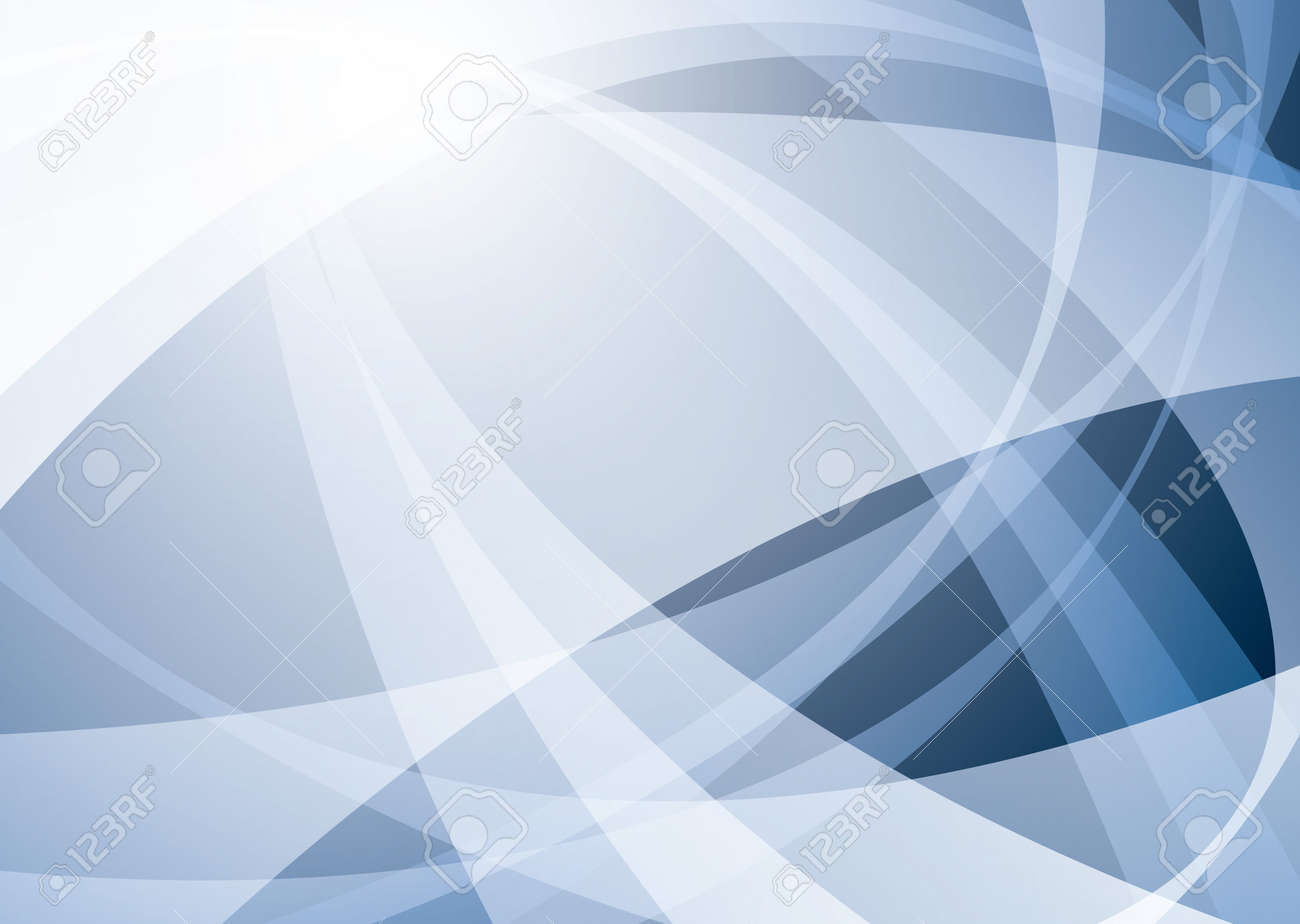 Blue and white abstract background with plenty of copy space Stock Photo - 3083955