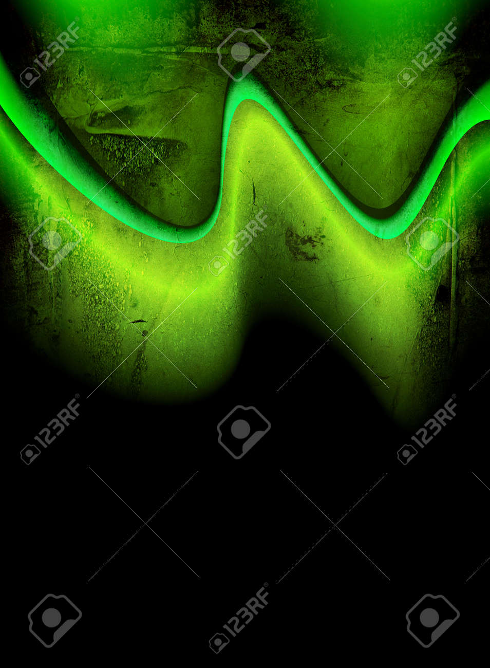 Spooky grunge background with room to add your own copy Stock Photo - 3830134