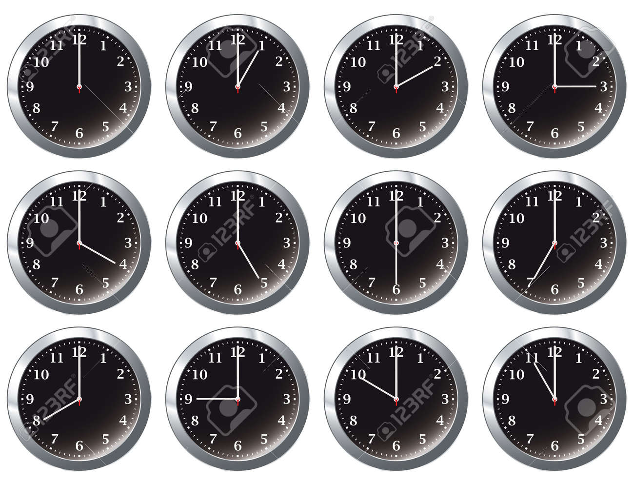 delighful wall clock for office modern with lines clocks inside  -  wall clock for office