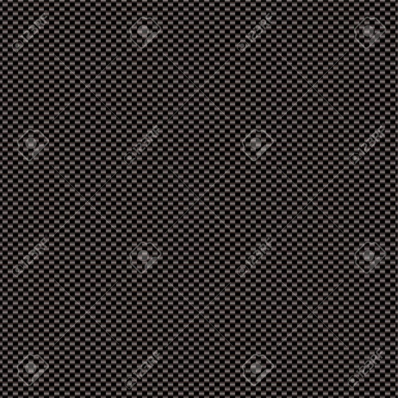 Modern carbon fiber black and grey seamless background - 8031191