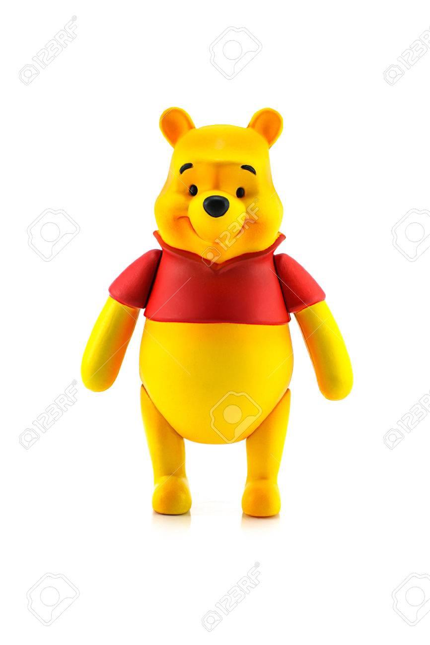 Bangkok Tailandia 28 De Julio 2014 La Figura De Winnie Pooh El