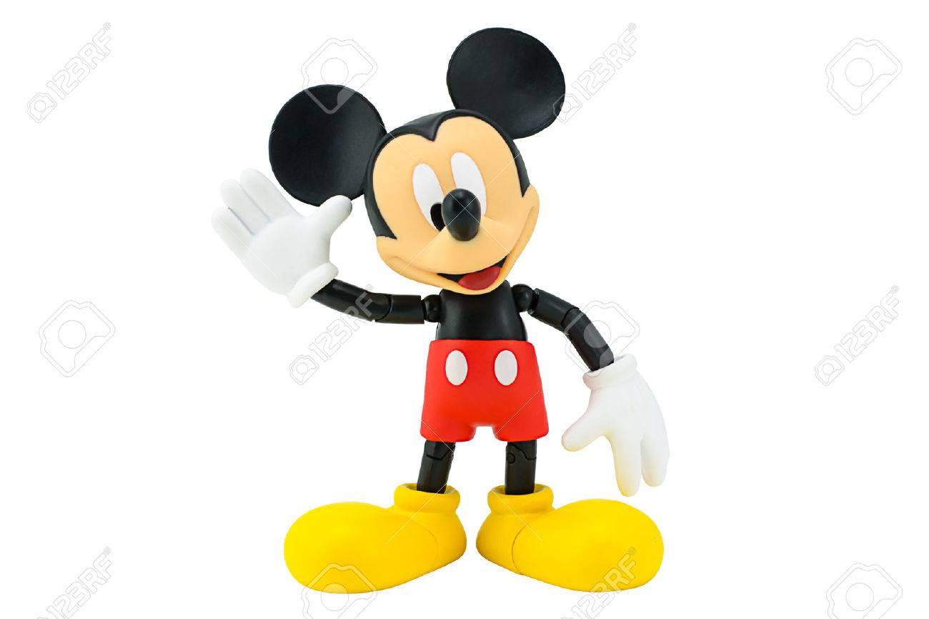 Personajes De Mickey Mouse