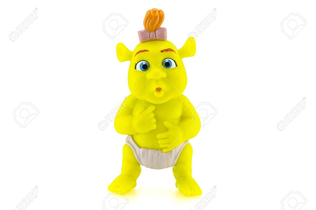Shrek Y Una Carácter Con Bangkoktailandia Fiona 2015Felicia Hija AnimaciónHay De Juguetes 01 Película Abril El Ogro Bebé srdotCBQhx
