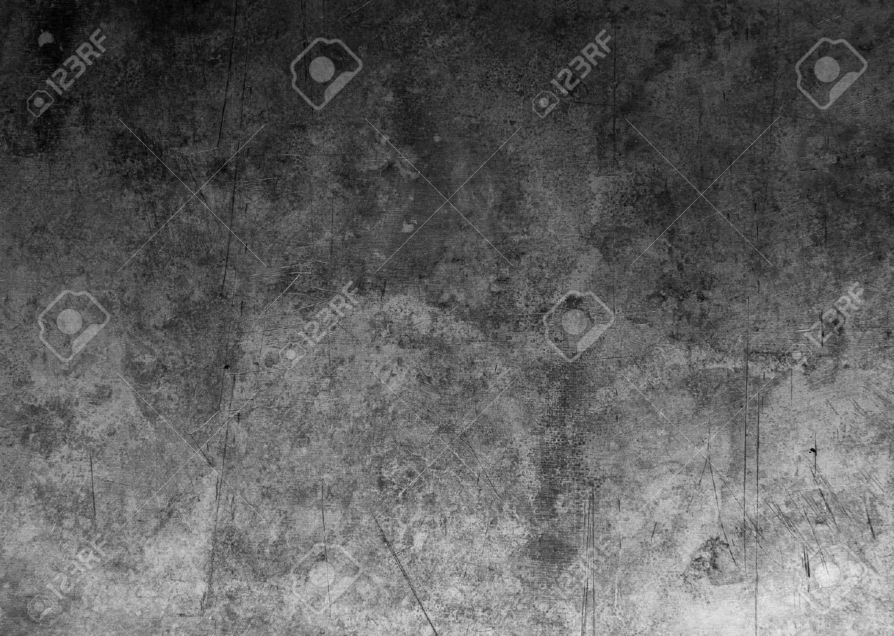 old scratched metal texture is shaded on one side Stock Photo - 15276812
