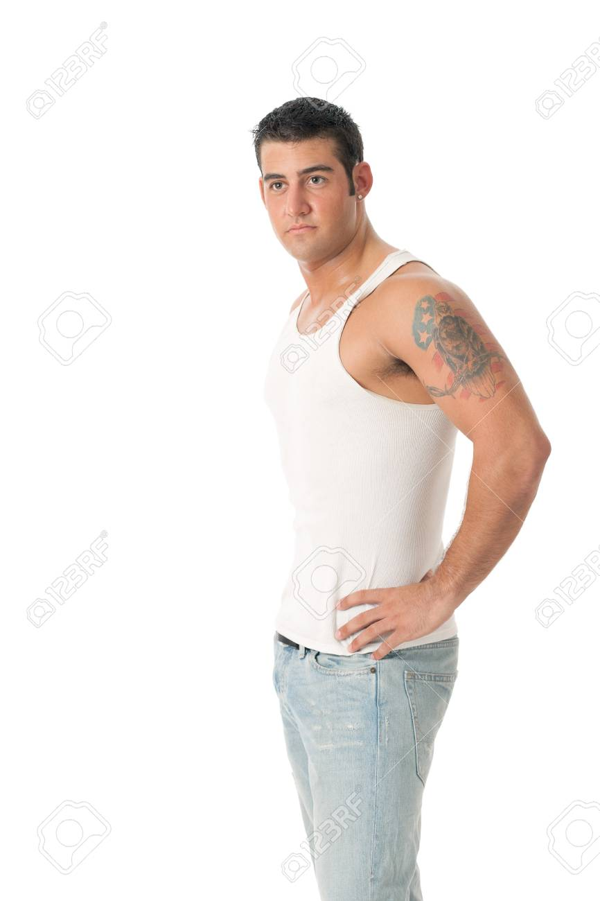 Casual Man Stock Photo - 7586412
