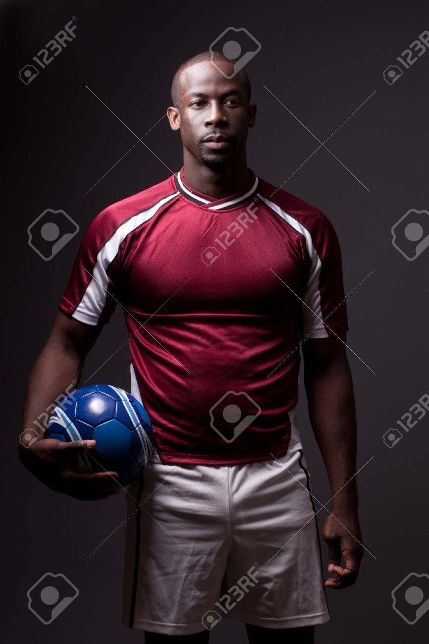 Soccer Player Stock Photo - 8414263