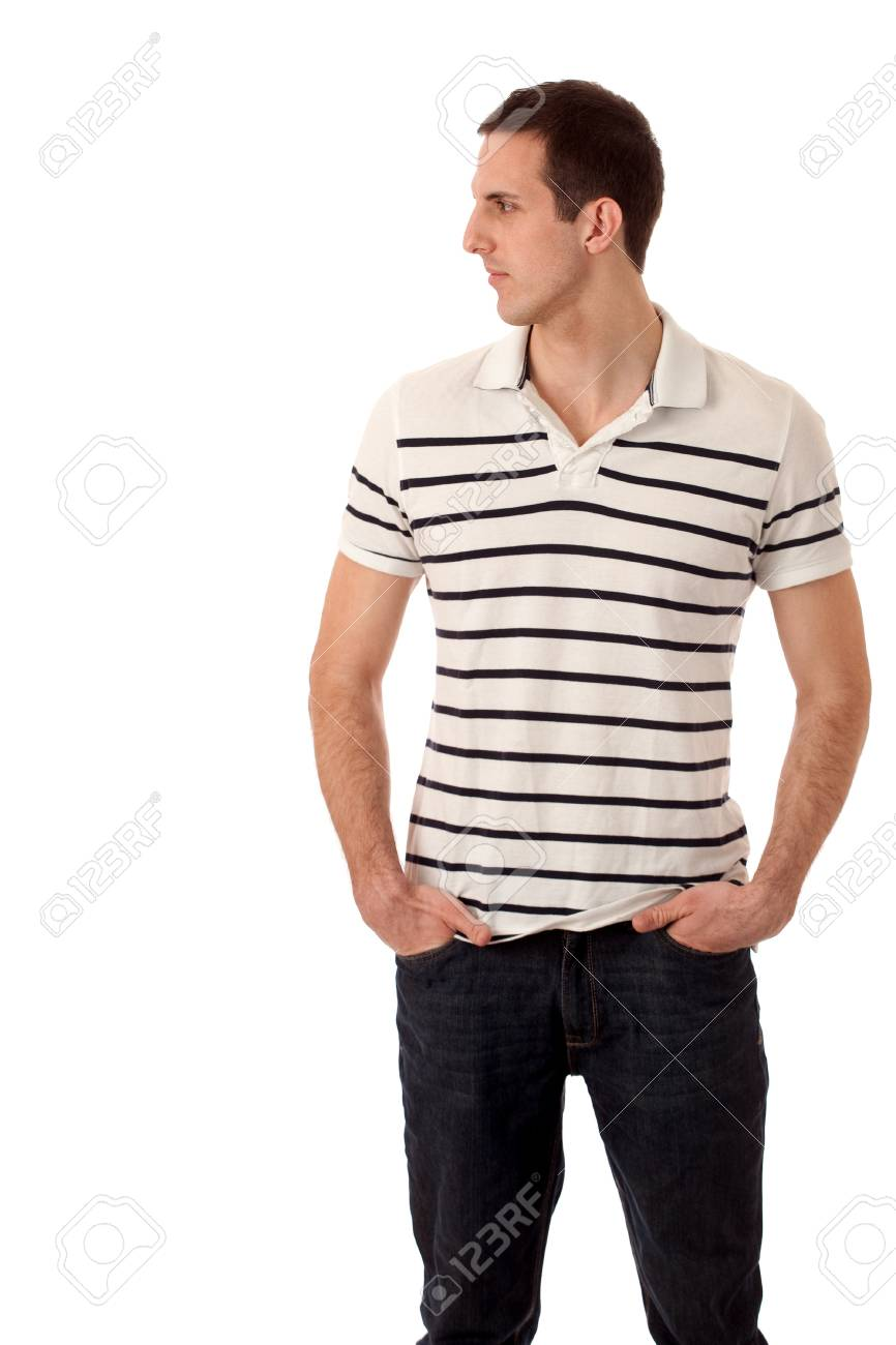 Casual Man Stock Photo - 8947087