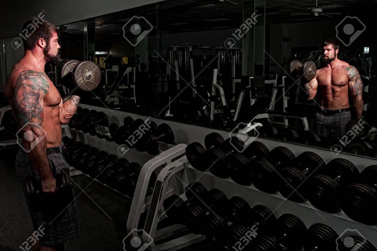 Bodybuilder Stock Photo - 9189568